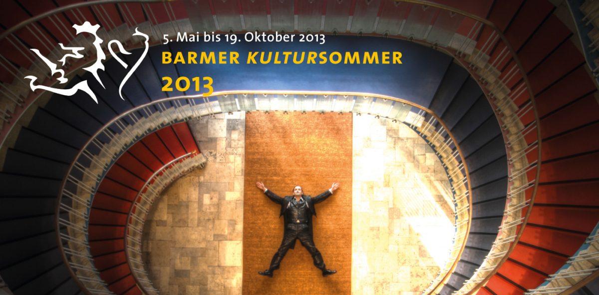 Barmer Kultursommer 2013
