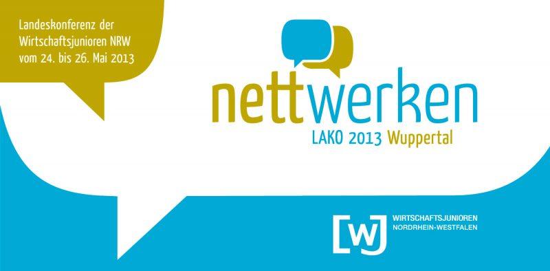 netwerken - LAKO 2013 der WJ NRW