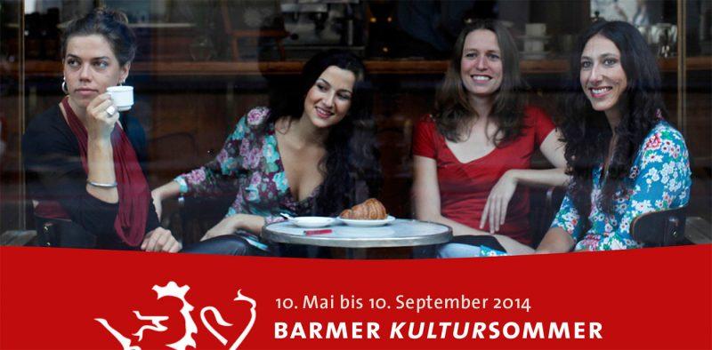 Barmer Kultursommer 2014