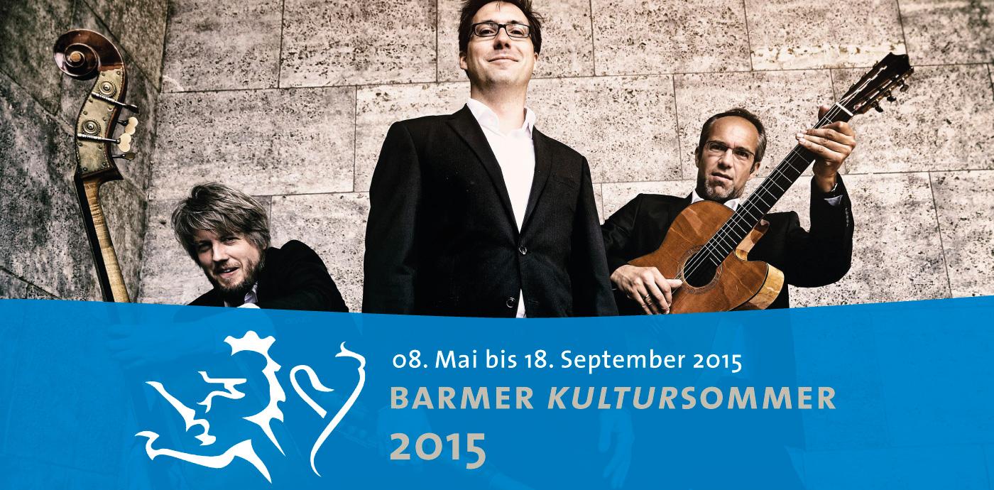 Barmer Kultursommer 2015