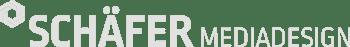 SCHÄFER MEDIADESIGN Logo